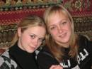 сестра и моя киця :)