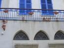 балкончик в Тель-Авиве