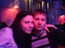Я и Машик!!! В баре))