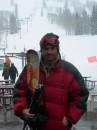 Grand Targhee (Wyoming, USA) - Dec. 2007