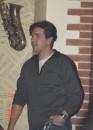 """...прослушивание РОК МУЗЫКИ - это сУ-рьезное дело !!! :)))) """"КонраБас"""", Одесса (25 января 2005г.)"""