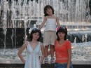 Мама,сестричка и я