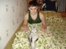 Моя кошка Гретта