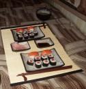 подсела на суши,только теперь я все более професионально...ггг :D