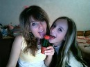 я с моей любимой сестрой