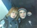 и снова я и Миха! =)