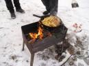она самая, вкусненькая картошечка! а главное гаряченькая)))))