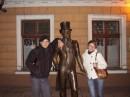 С карефаном Пушкиным