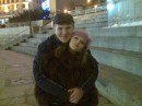 22,12,2007 года. На Майдане с любимой!