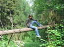 В лесу)))