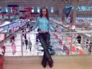 """Это я в своём любимом супермаркете ТЦ """"Семья"""""""