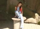 Ето я! В Уманском парке