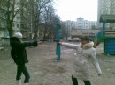 дуэль собутыльниц))))))))))гы