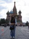 Женька в Москве !