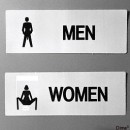 Туалеты...