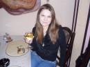 встреча с подружкой из садика)))) не могла не выпить 200грамм вина за встречу после стольких лет!
