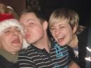 Потом были поцелуи и улыбки пьяных друзей....
