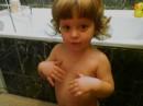 моя любимая малышка-племянница....