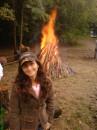 Ватра, е завжди є шашлики, вогонь, палатки і танці до ранку!