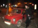 ну как вам такое авто? :)