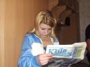 Люблю читать даже газеты