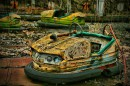 Чернобыль. Зона отчуждения. Лунапарк. 2008 г.