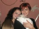 Я, кума и кролик