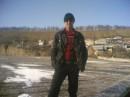 В азербайджане,на старом мосте