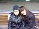 Я и мася....тут хоть чуток улыбнулся))))))