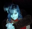 "я ""синее милашко"" и Саша Leya)))))))"