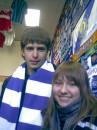 Я с Кравцом) игрок Динамо, несколько раз выступал в основном составе) а ваще оч приятный парень)))