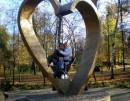 качелька )))