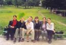 Эх ... студенческие годы (первая справа)