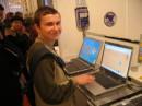Я на Компьютерной Ярмарке (10.12.2004)