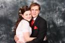 я с сестричкой на её свадьбе
