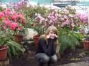 Девочка в цветочках)))
