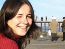 я в Одессе. январь 2005. День весны посреди зимы