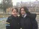 Я и Мира!!!