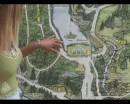 Карта Софиевки и грудь Экскурсовода. Сочетание супер. аА еслебы вы ее слышали.... балдежь.