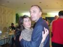 А это мой папулечка)))с маминой подругой танцует,это у кого-то был убилей,не помню....