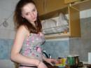 Даже готовить умею)))