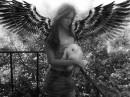 в душе я ангел