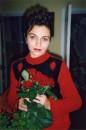 Люблю красное и цветы