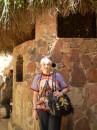 монастырь Св. Екатерины) под деревом - Неопалимая Купина, рядом с колодцем Св. пророка Моисея) я здесь во второй раз