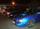 """2007г.  Subaru vs EVO ск""""Чайка"""""""