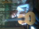 ЫЧ, эт я с моеЙ гитаркой, обожаю ее