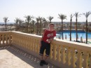 Ето я в Егыпте в Аквапарке (Шарм-Ель-Шейх)