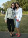 Я и Зина,моя супер мега подруга.