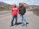 Colorado, Arapahoe Mountains, Ja i moj Amerikanskij dryg Robert, 20.05.2008y