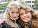 я с подругй...две блондинки:-)))))))))))))))